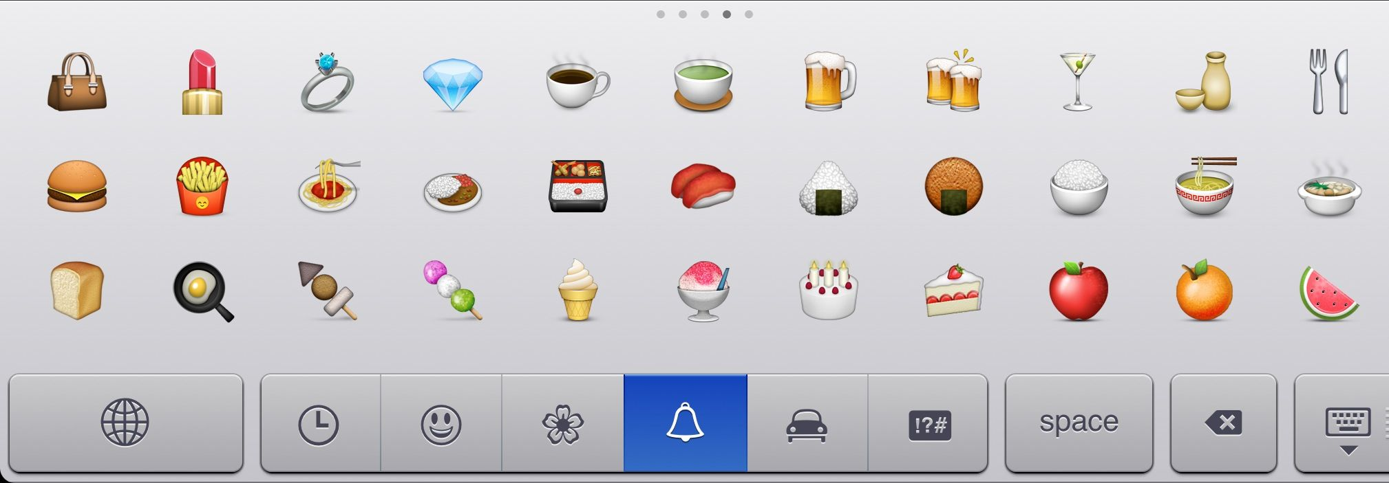 Emoticons on your ipad keyboard how to access a whole bunch of if biocorpaavc Images