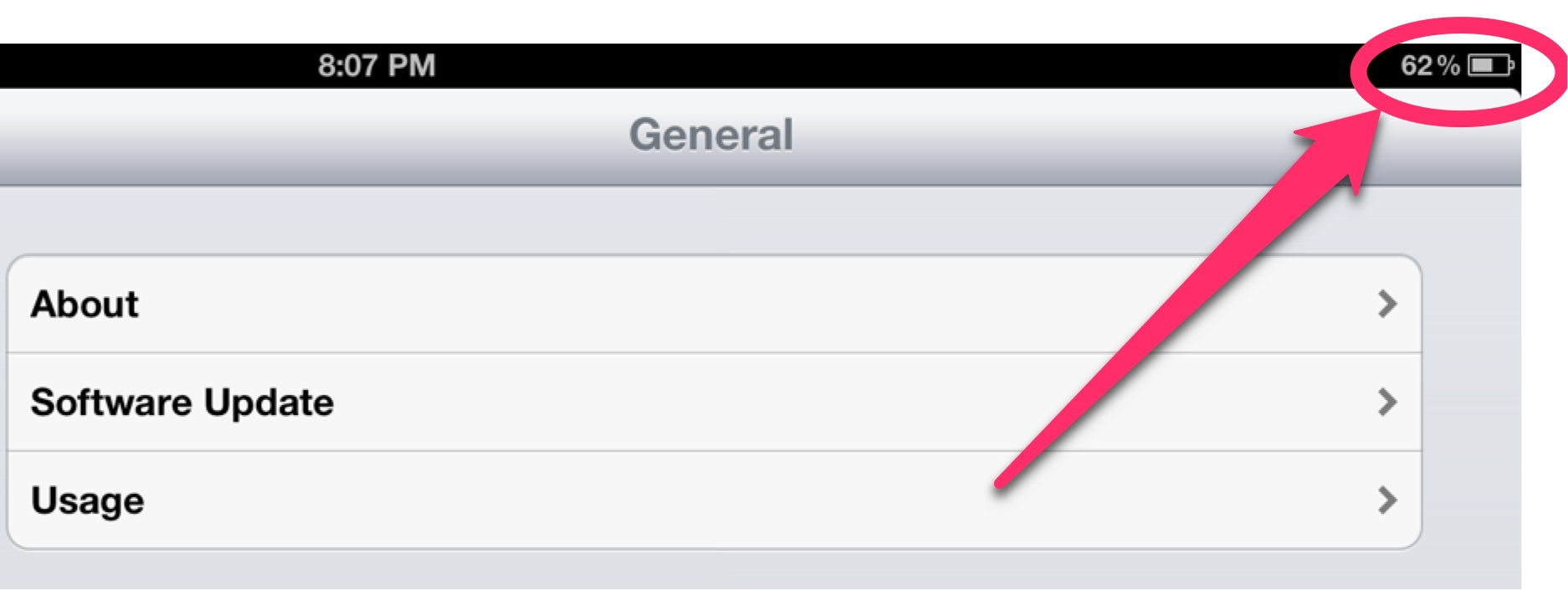 how to turn on your battery percentage iphone 6
