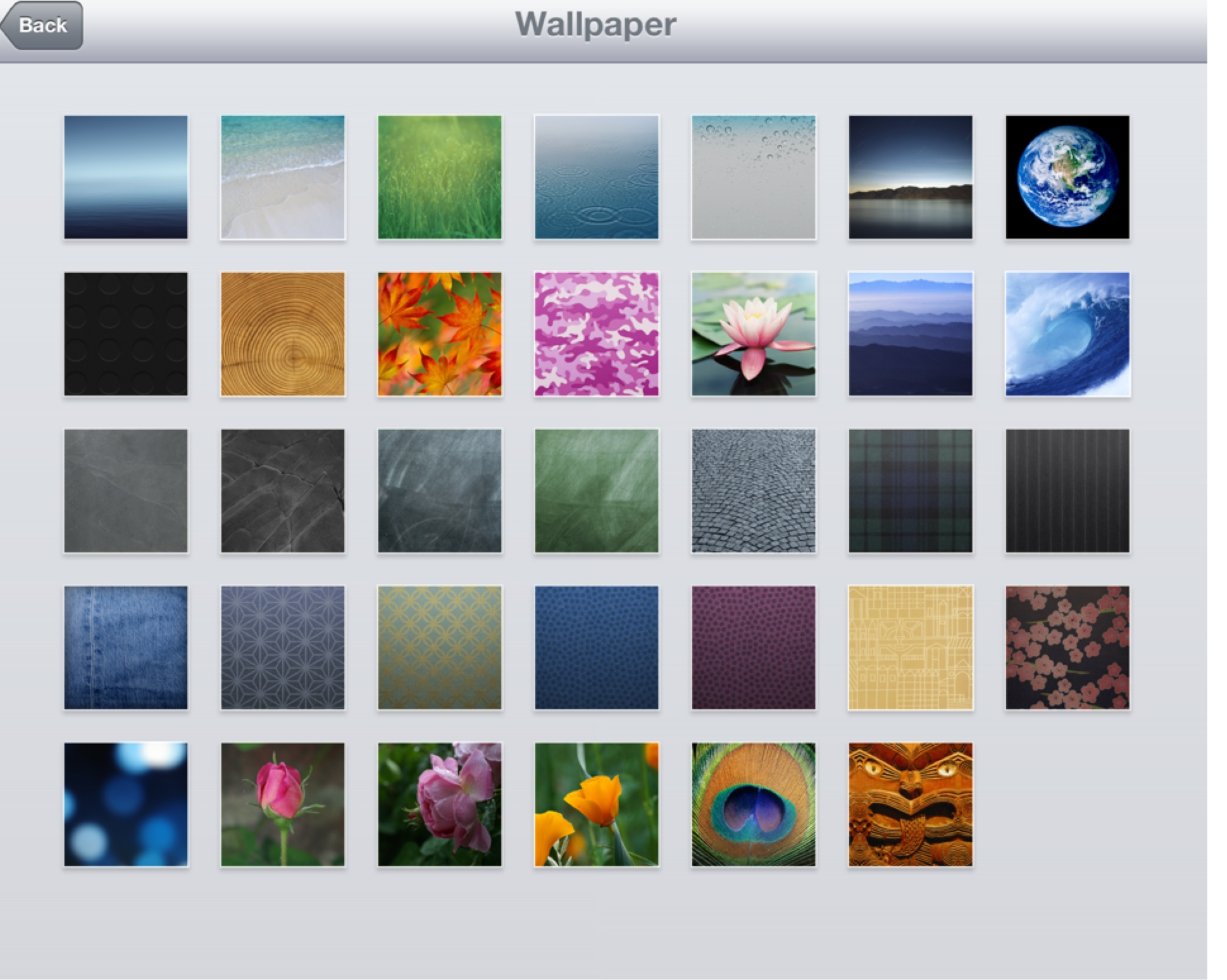 How to Change Your Wallpaper on Your iPhone or iPad part of the