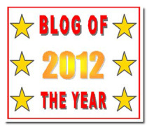 Blog of the Year Award 6 star jpeg