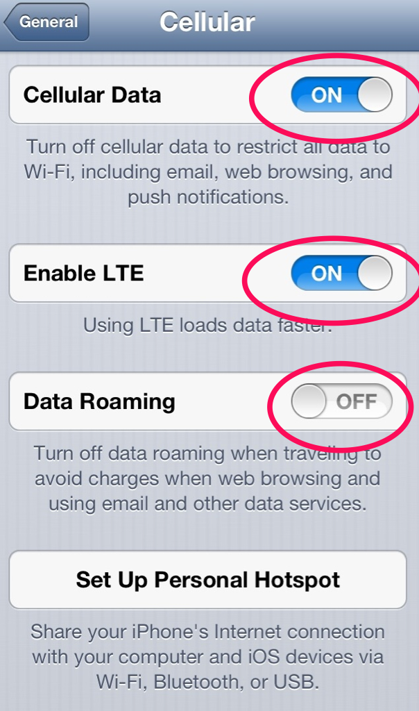 turn off roaming iphone international travel how to fix the settings on your 5247